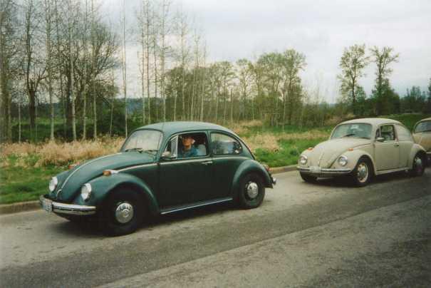 Eric's 1971 Bug