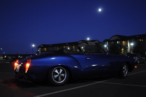 Ghia at Night